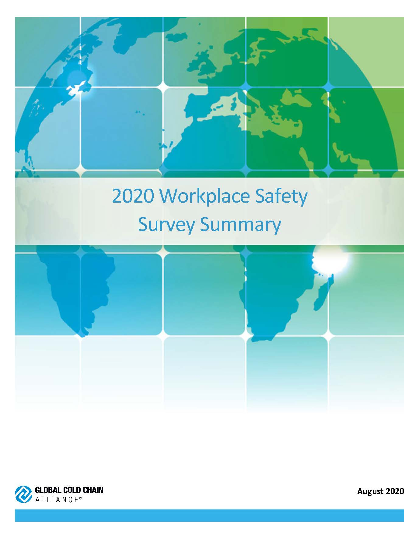 2020 Workplace Safety Survey