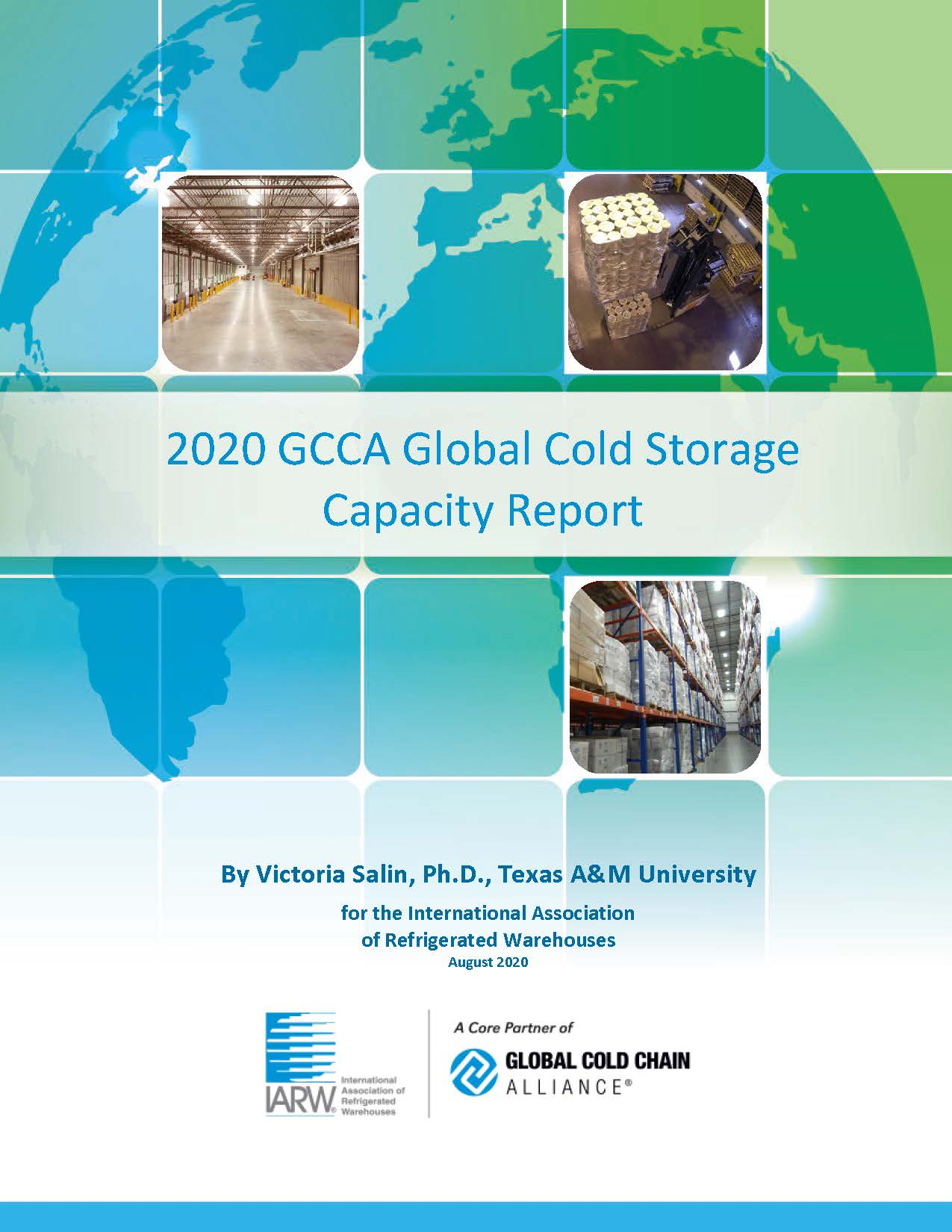GCCA Global Cold Storage Capacity Report (2020)
